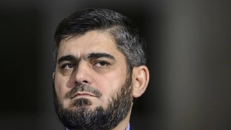 كبير مفاوضي المعارضة السورية ينسحب من جنيف