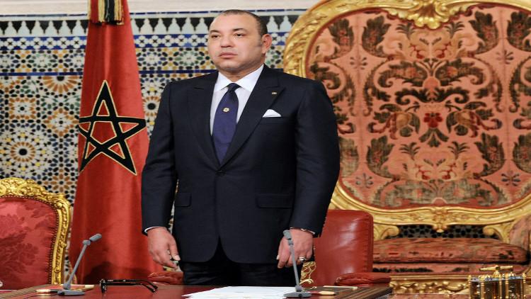 شبيه جديد للعاهل المغربي.. (صور)