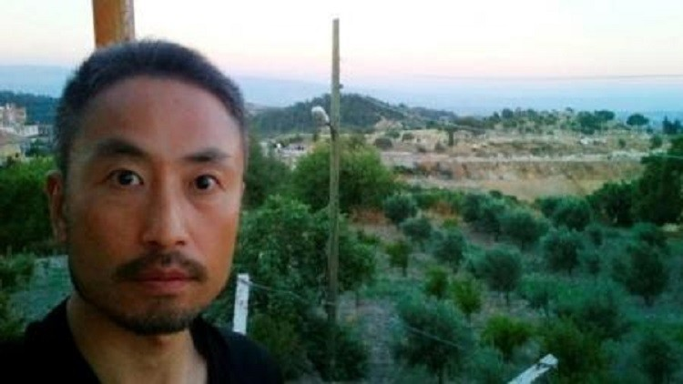 رهينة ياباني: ساعدوني هذه فرصتي الأخيرة!