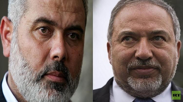 إسرائيليون يحرضون ليبرمان لتنفيذ وعيده ضد هنية