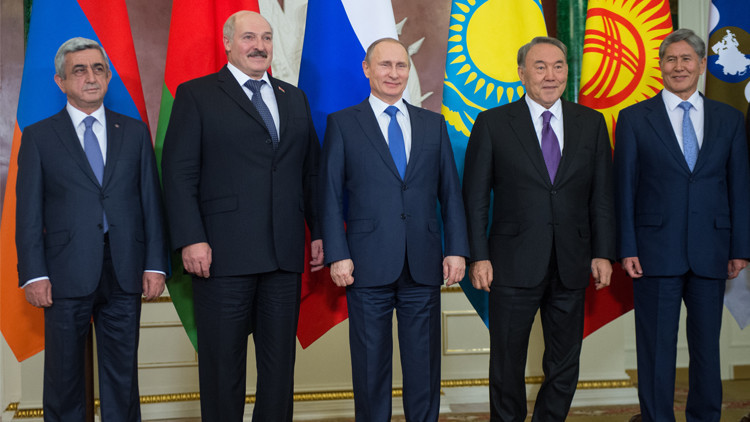 بوتين يشارك في اجتماع المجلس الآوراسي الاقتصادي