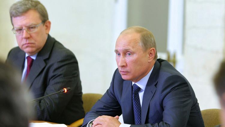 بوتين: لن أرضخ للغرب أبدا!