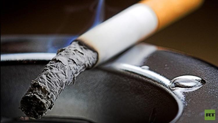 التدخين قد يمنع في شوارع روسيا