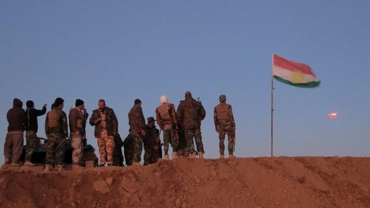 البيشمركة تحرر 9 قرى وتقترب من الموصل