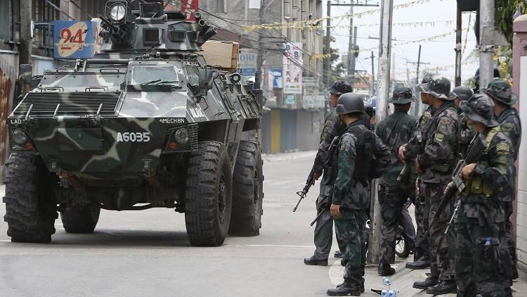 القوات الفلبينية تقتل 54 مسلحا جنوبي البلاد