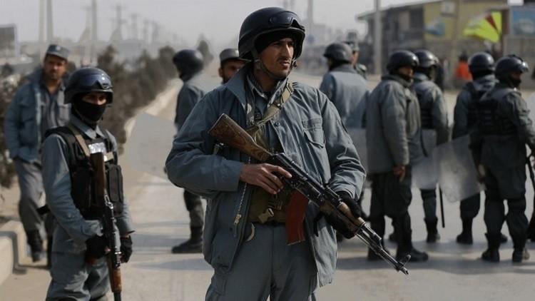 مقتل 50 من الشرطة الأفغانية في هلمند