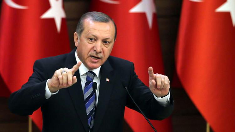 أردوغان يندد بقمع الشرطة الفرنسية للمتظاهرين