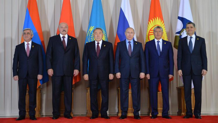 الاتحاد الأوراسي نحو إنشاء سوق موحدة للطاقة