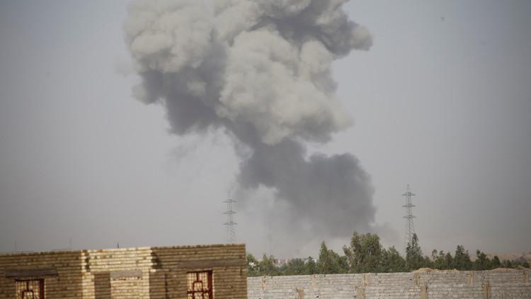 مقتل 4 أشخاص بتفجير انتحاري جنوبي كركوك