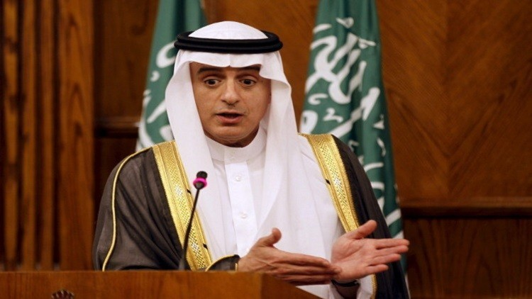 الجبير: تدخلات إيران في شؤون المنطقة سبب المشاكل