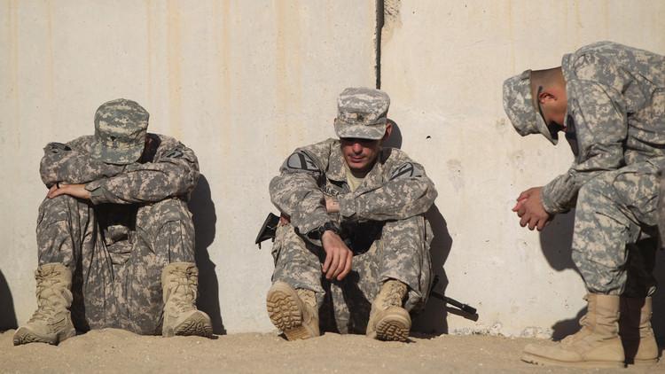 البنتاغون: إصابة عسكريين أمريكيين في سوريا والعراق
