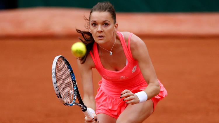 رادفانسكا تودع بطولة فرنسا المفتوحة للتنس