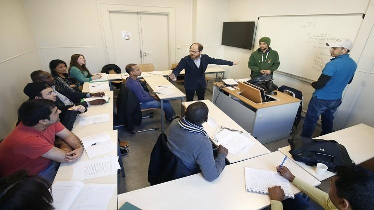 اللغة العربية رسميا في المدارس الفرنسية