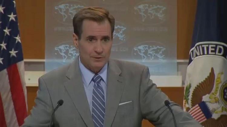واشنطن:سنتعاون مع موسكو لتحديد من قصف مشفى إدلب