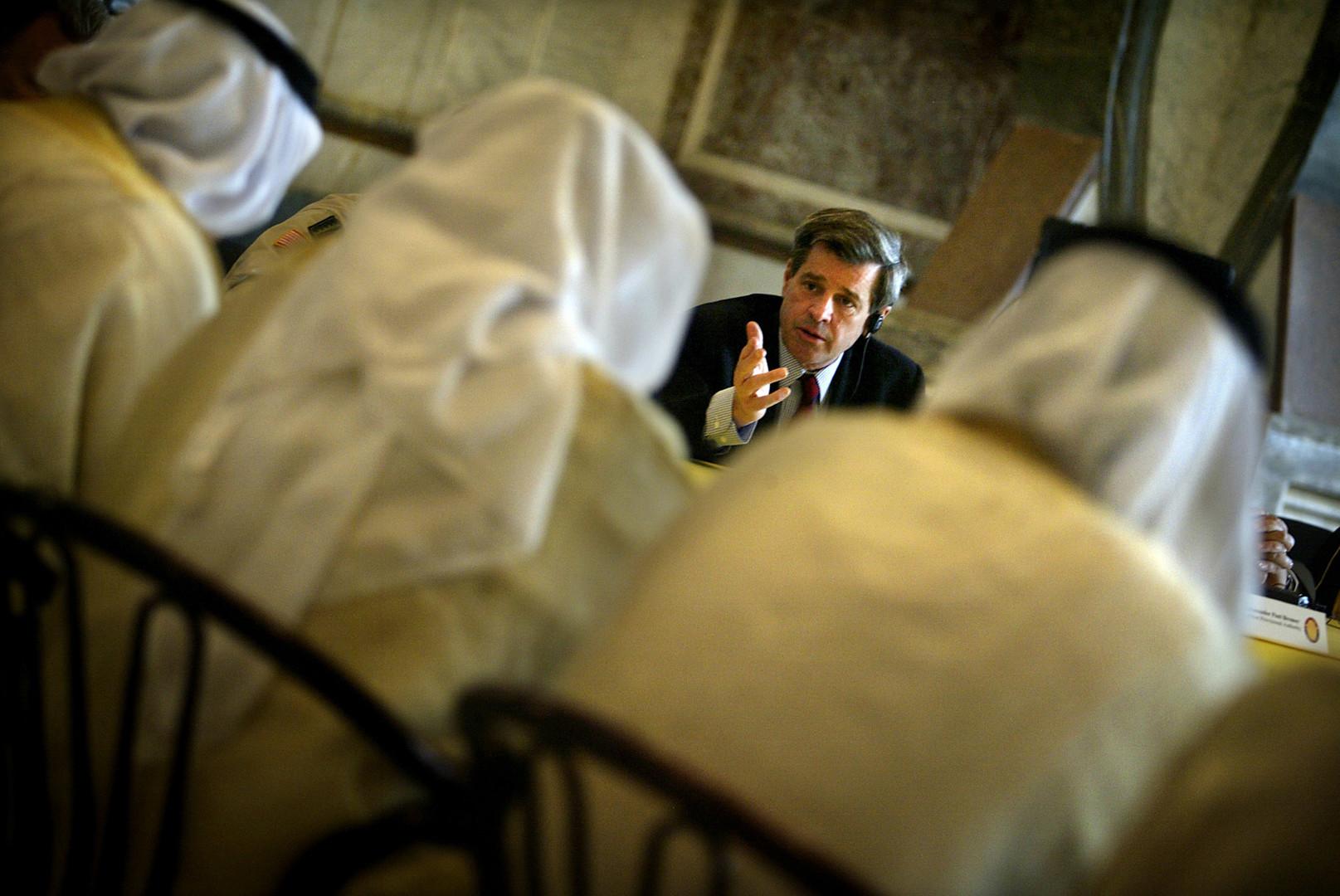 بريمر: العراق قطعة من قلبي..