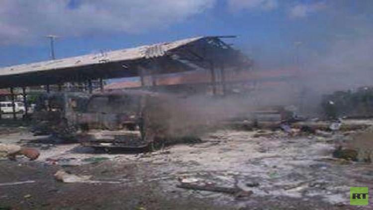 140 قتيلا في سلسة تفجيرات هزت مدينتي طرطوس وجبلة السوريتين