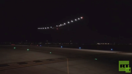 طائرة Solar Impulse 2
