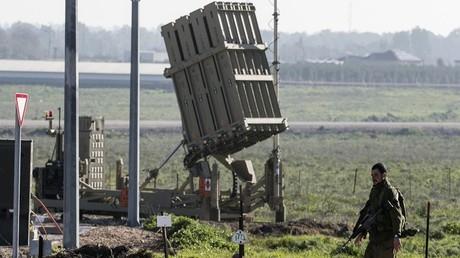 """منظومة """"القبة الحديدية"""" الإسرائيلية"""
