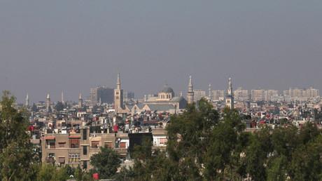 دمشق..