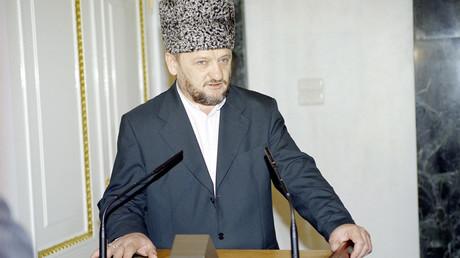 أول رئيس لجمهورية الشيشان