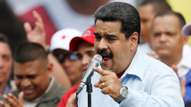 رئيس فنزويلا يتهم البرلمان بالخيانة العظمى