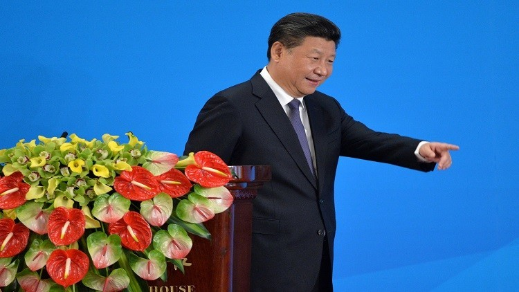 الرئيس الصيني يدعو إلى ضبط النفس