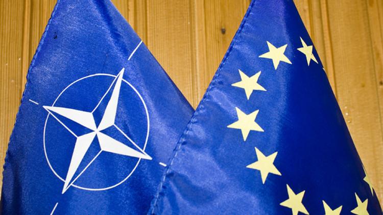الناتو سيحل محل الاتحاد الأوروبي