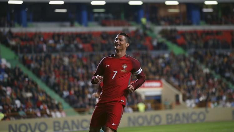رونالدو يقود البرتغال في كأس أوروبا 2016