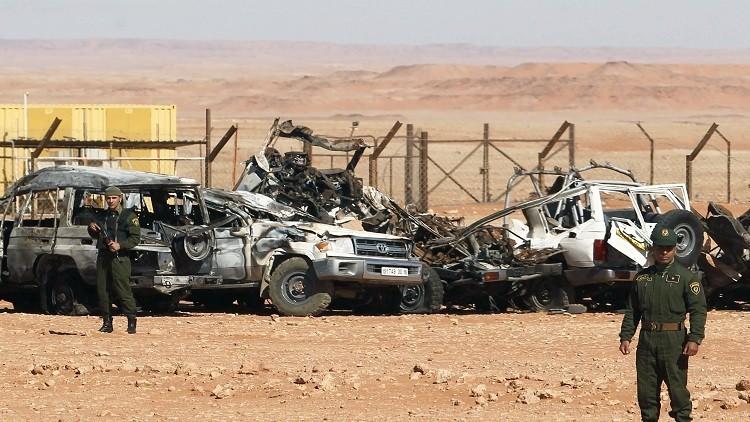الجيش الجزائري يقضي على 8 إرهابيين شرقي البلاد