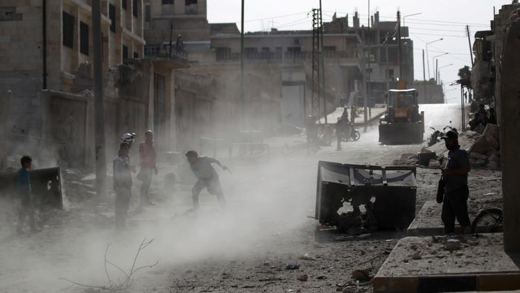 مشاورات في جنيف لبحث الوضع في إدلب السورية
