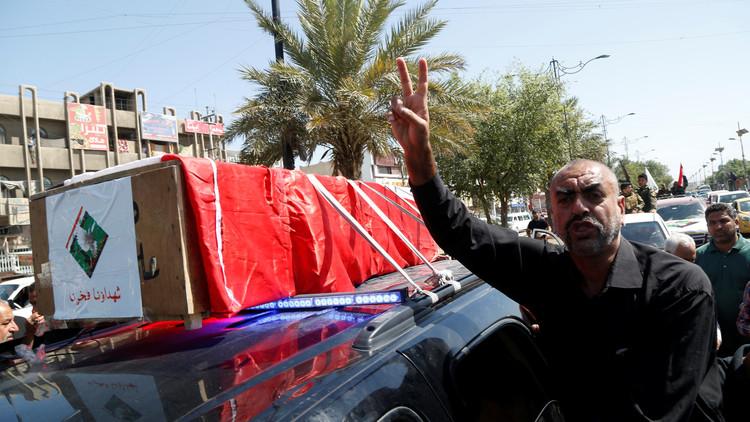 مقتل أكثر من 800 عراقي في مايو بسبب الإرهاب