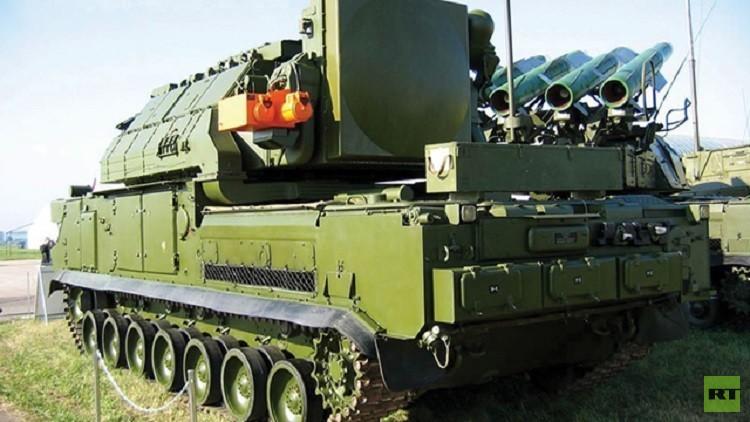 نظام دفاع جوي صاروخي  روسي عائم!