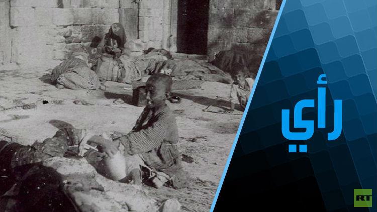 هل تعترف ألمانيا بإبادة الأرمن؟