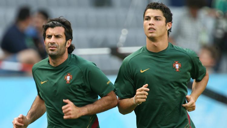 رونالدو الـ 48 ضمن قائمة أفضل 100 لاعب في أمم أوروبا (صور)