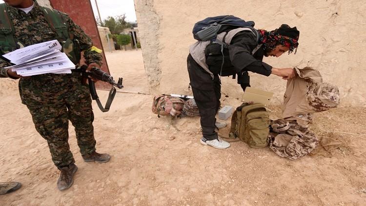 الجيش السوري يبدأ عملية عسكرية نحو الرقة