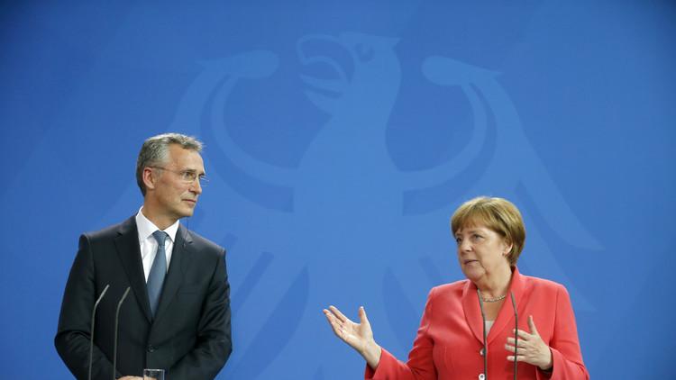 ميركل تدعو إلى عقد اجتماع مجلس روسيا - الناتو قبل قمة الحلف المقبلة في وارسو