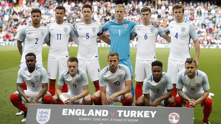منتخب إنجلترا خارج نادي العشرة الكبار!