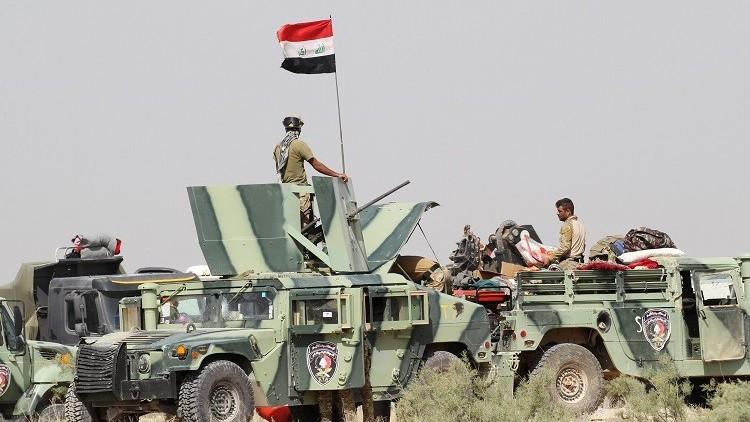 العراق.. القوات الأمنية تتقدم بمختلف الجبهات الأربع نحو الفلوجة