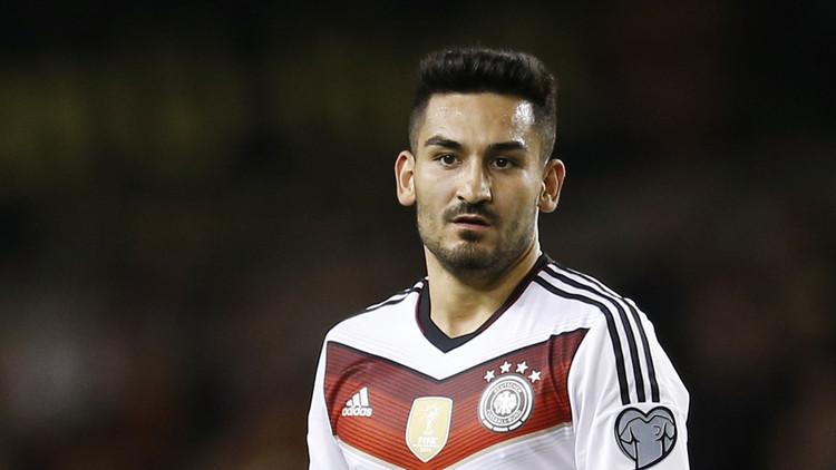 رسميا .. الألماني غوندوغان ينضم لمانشستر سيتي