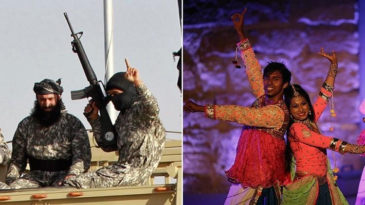 أغاني هندية.. سلاح بريطاني سري لدحر