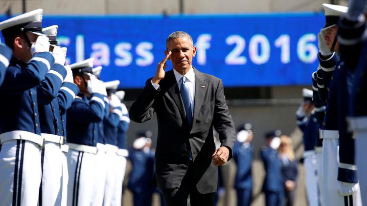 أوباما: يجب ألا ينجر الجنود الأمريكيون إلى الحرب الأهلية في سوريا