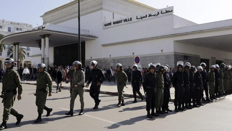 الأمن المغربي يفكك خلية إرهابية موالية لـ