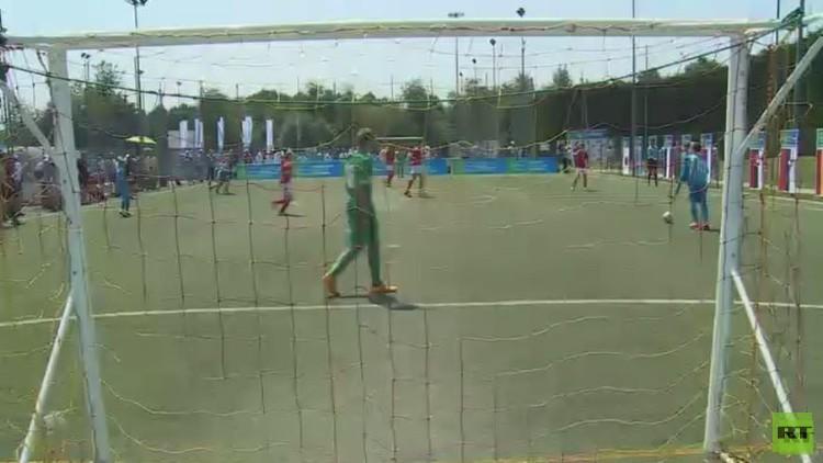 مشروع كرة القدم من أجل الصداقة
