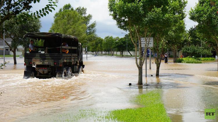 مقتل 5 جنود أمريكيين نتيجة الفيضانات في تكساس