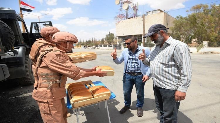 روسيا تساهم في إطلاق سراح 20 شخصا من مخطوفي قرية الزارة السورية