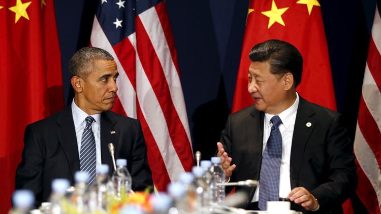 الصين والولايات المتحدة قد تقعان في فخ ثيوسيديدس