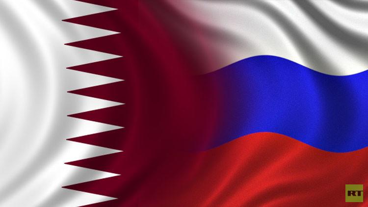 مباحثات روسية قطرية في موسكو
