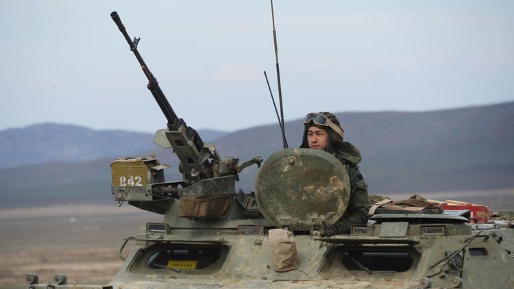 تعزيزات عسكرية روسية على المحور الغربي لردع الناتو
