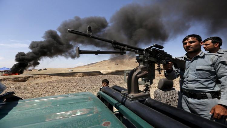 موسكو تدعو أطراف الصراع في أفغانستان إلى التحاور