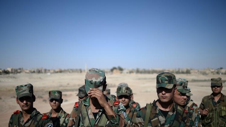 الجيش السوري يتقدم بريف حماة نحو الرقة